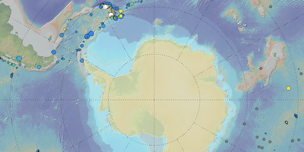 GeoMapApp South Polar